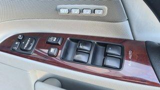 2007 Lexus IS250 GSE20R Sports Luxury Quartz Silver 6 Speed Auto Sequential Sedan