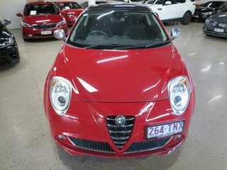 2010 Alfa Romeo Mito Sport Red 6 Speed Manual Hatchback.