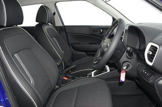 2021 Hyundai Venue QX.V3 MY21 Active Blue 6 Speed Automatic Wagon