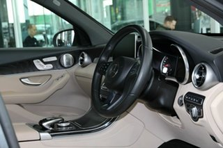 2018 Mercedes-Benz GLC-Class X253 808MY GLC250 d 9G-Tronic 4MATIC Grey 9 Speed Sports Automatic.