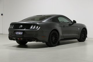 2016 Ford Mustang FM Fastback GT 5.0 V8 Grey 6 Speed Automatic Coupe