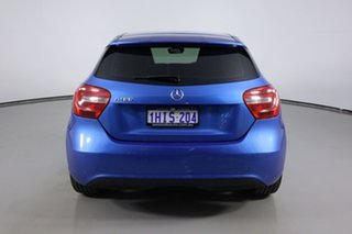 2013 Mercedes-Benz A180 176 BE Blue 7 Speed Automatic Hatchback