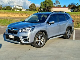 2019 Subaru Forester S5 MY19 2.5i-S CVT AWD Silver 7 Speed Constant Variable Wagon