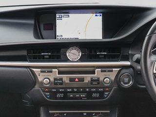 2016 Lexus ES 350 GSV60R MY16 Luxury White 6 Speed Automatic Sedan