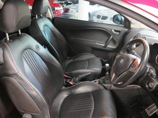 2010 Alfa Romeo Mito Sport Red 6 Speed Manual Hatchback