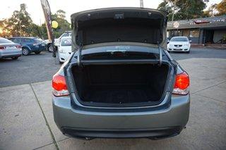 2011 Holden Cruze JH Series II MY11 SRi Alto Grey 6 Speed Sports Automatic Sedan
