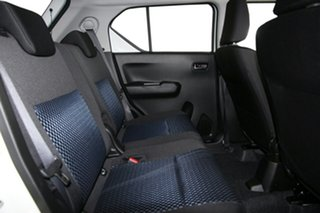 2020 Suzuki Ignis MF Series II GLX Pure White Pearl 1 Speed Constant Variable Hatchback