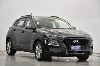 2017 Hyundai Kona OS MY18 Active 2WD Grey 6 Speed Sports Automatic Wagon