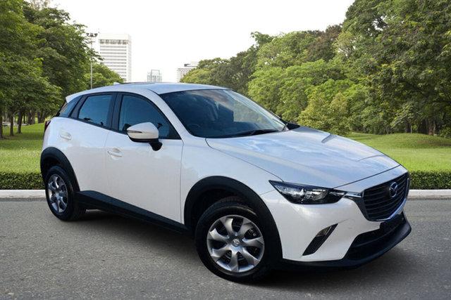 Used Mazda CX-3 DK2W7A Neo SKYACTIV-Drive Paradise, 2018 Mazda CX-3 DK2W7A Neo SKYACTIV-Drive White 6 Speed Sports Automatic Wagon