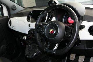 2018 Abarth 595 Series 4 White 5 Speed Manual Hatchback