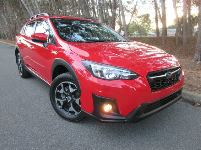 Used Subaru XV G5X MY18 2.0i-L Lineartronic AWD Reynella, 2018 Subaru XV G5X MY18 2.0i-L Lineartronic AWD Red 7 Speed Constant Variable Wagon
