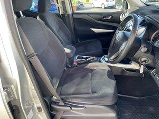 2015 Nissan Navara D23 ST Silver 7 Speed Sports Automatic Utility.