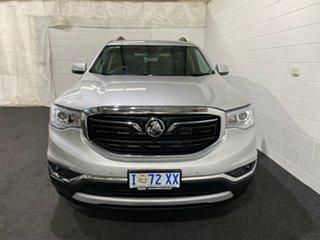 2019 Holden Acadia AC MY19 LTZ AWD Silver 9 Speed Sports Automatic Wagon.