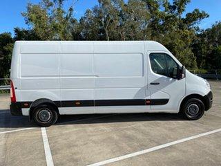 2015 Renault Master X62 MY15 (nbi) Elwb High White 6 Speed Manual Van.