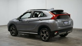 2018 Mitsubishi Eclipse Cross YA MY19 Exceed 2WD Grey 8 Speed Constant Variable Wagon.