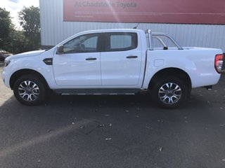 2020 Ford Ranger PX MkIII 2021.25MY XL White 6 Speed Sports Automatic Double Cab Pick Up
