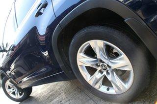 2016 Toyota Kluger GSU55R Grande (4x4) Dynamic Blue 6 Speed Automatic Wagon