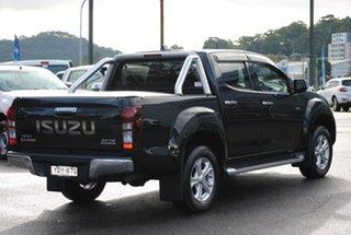 2017 Isuzu D-MAX MY17 LS-U Crew Cab Black 6 Speed Manual Utility.