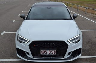2020 Audi RS 3 8V MY20 Carbon Edition Sportback S Tronic Quattro White 7 Speed