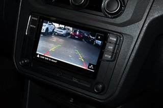 2017 Volkswagen Caddy 2KN MY18 TSI220 Crewvan Maxi DSG White 7 Speed Sports Automatic Dual Clutch