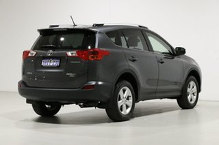 2013 Toyota RAV4 ASA44R Cruiser (4x4) Grey 6 Speed Manual Wagon