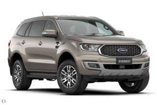 2021 Ford Everest UA II 2021.25MY Trend Silver 10 Speed Sports Automatic SUV
