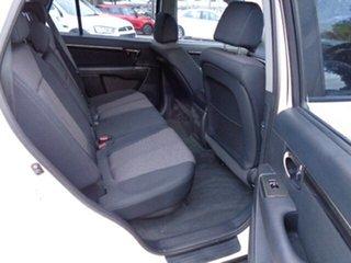 2009 Hyundai Santa Fe CM MY09 SX White 5 Speed Sports Automatic Wagon