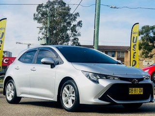 2018 Toyota Corolla Mzea12R Ascent Sport Silver, Chrome 10 Speed Constant Variable Hatchback