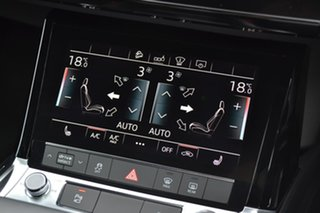 2020 Audi E-Tron GE MY20 55 Sportback Quattro First Edition Silver 1 Speed Reduction Gear Wagon