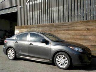 2011 Mazda 3 BL1072 SP20 SKYACTIV-Drive SKYACTIV Grey 6 Speed Sports Automatic Sedan.