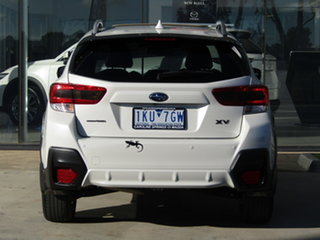 2017 Subaru XV G5X MY18 2.0i-S Lineartronic AWD White 7 Speed Constant Variable Wagon
