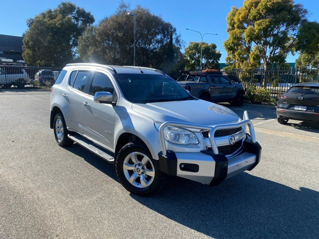 Used Holden Colorado 7 RG MY13 LTZ Mile End, 2012 Holden Colorado 7 RG MY13 LTZ Silver 6 Speed Sports Automatic Wagon