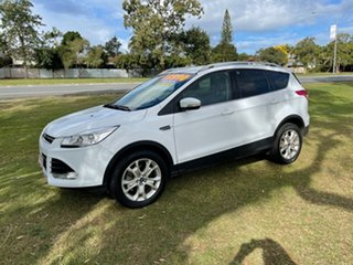 2014 Ford Kuga TF Trend PwrShift AWD 6 Speed Sports Automatic Dual Clutch Wagon