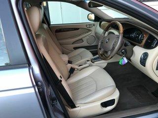 2007 Jaguar X-Type X400 MY07 LE Blue 5 Speed Automatic Sedan