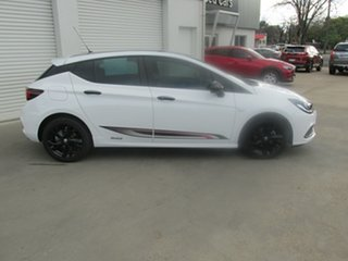 2019 Holden Astra BK MY19 RS White 6 Speed Sports Automatic Hatchback.