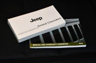 2015 Jeep Grand Cherokee WK MY15 Laredo Bright White 8 Speed Sports Automatic Wagon