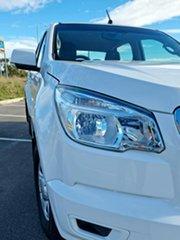2012 Holden Colorado RG MY13 LX Crew Cab 4x2 White 6 Speed Sports Automatic Utility