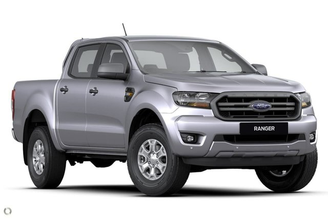 New Ford Ranger PX MkIII 2021.25MY XLS Oakleigh, 2020 Ford Ranger PX MkIII 2021.25MY XLS Silver 6 Speed Sports Automatic Double Cab Pick Up