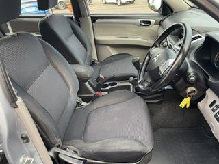 2010 Mitsubishi Challenger PB (KH) MY10 LS Silver 5 Speed Sports Automatic Wagon.
