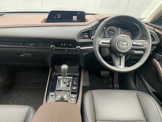 2021 Mazda CX-30 DM2W7A G20 SKYACTIV-Drive Astina Jet Black 6 Speed Sports Automatic Wagon