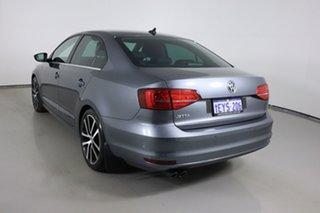 2016 Volkswagen Jetta 1KM MY16 155 TSI Highline Sport Grey 6 Speed Direct Shift Sedan