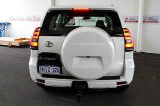 2017 Toyota Landcruiser Prado GDJ150R MY17 GX (4x4) Glacier White 6 Speed Automatic Wagon