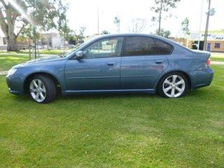 2006 Subaru Liberty 4GEN GT Blue Sports Automatic Sedan