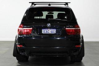 2009 BMW X5 E70 MY09 xDrive35d Steptronic Blue 6 Speed Sports Automatic Wagon