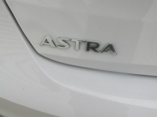 2019 Holden Astra BK MY19 RS White 6 Speed Sports Automatic Hatchback