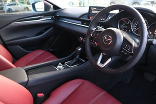 2021 Mazda 6 GL1033 GT SP SKYACTIV-Drive Snowflake White 6 Speed Sports Automatic Wagon.