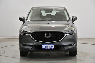 2019 Mazda CX-5 KF4WLA Maxx SKYACTIV-Drive i-ACTIV AWD Grey 6 Speed Sports Automatic Wagon.
