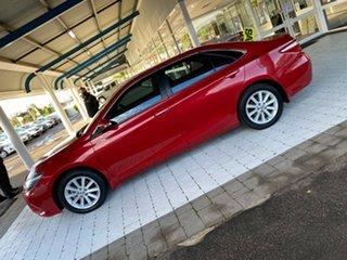 2015 Toyota Camry Atara S Red Sports Automatic Sedan