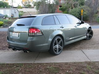 2013 Holden Commodore VF MY14 SS Sportwagon Prussian Steel/charc 6 Speed Sports Automatic Wagon