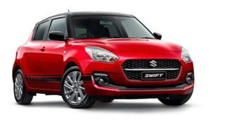 2021 Suzuki Swift AZ Series II 100 Year Anniversary Edition Red 1 Speed Constant Variable Hatchback
